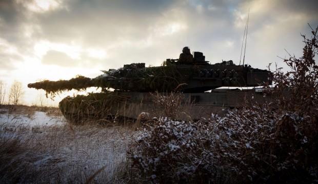 Almanya'dan Rusya'ya karşı 'canavar tank' hamlesi
