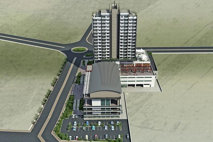 Pelit Plaza Yenimahalle'nin yeni projesi