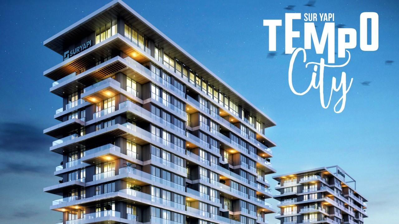 Sur Yapı'dan  Tempo City projesi