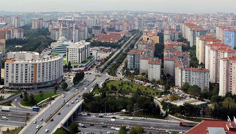 İstanbul Beylikdüzü'nde satılık 22 adet daire ihalesi