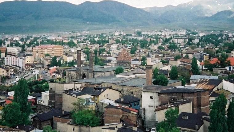 Erzurum'da  satılık 4 arsa ihalesi