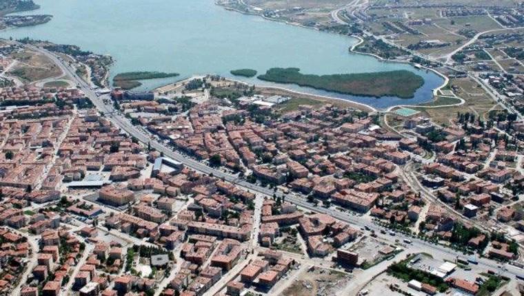 Ankara Gölbaşı'nda satılık arsa ihalesi