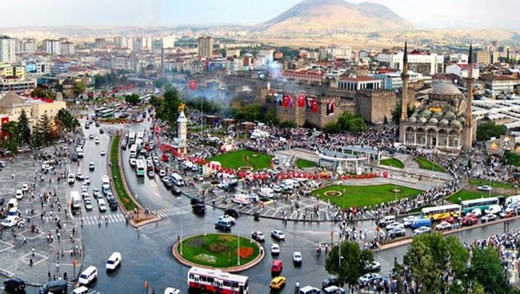 Kayseri'de 7 milyon liralık arsa ihalesi yapılıyor
