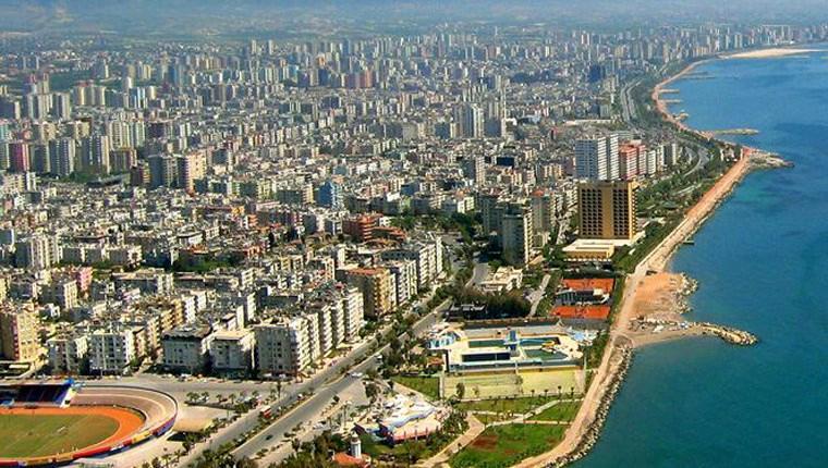 Mersin'de 18 adet taşınmaz'ın ihalesi