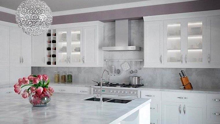 Güçlü ve zarif mutfaklar için dekorasyon önerileri