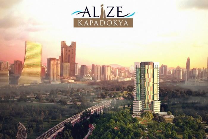 Alize Kapadokya projesi umut veriyor