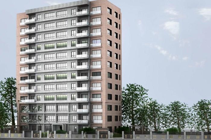Yeni projelerden Çimen Residence