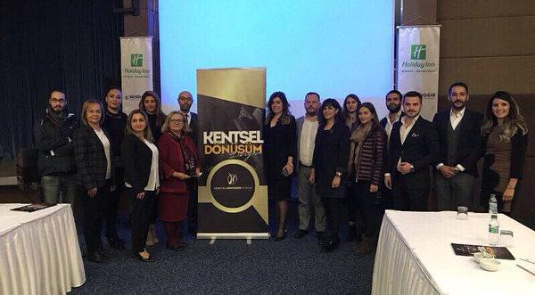 Kentsel Dönüşüm Dergisi 1. Yuvarlak Masa Toplantısı Ankara'da Yapıldı