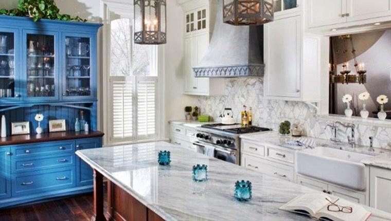 Renkler mutfaklarda nasıl duruyor?