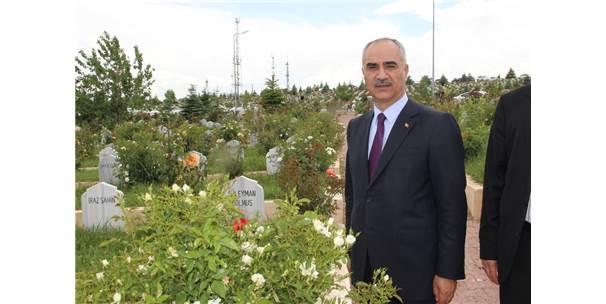 Türkiye'de Bir İlk Sivas'ta 'Mezarlıkta Kentsel Dönüşüm'