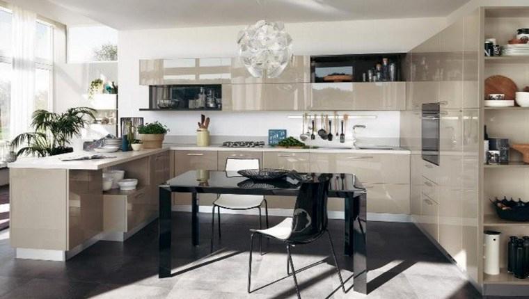 Trend mutfak dekorasyon fikirleri
