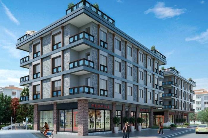 Bolluca Yakut Evleri'nde daireler satılıyor!