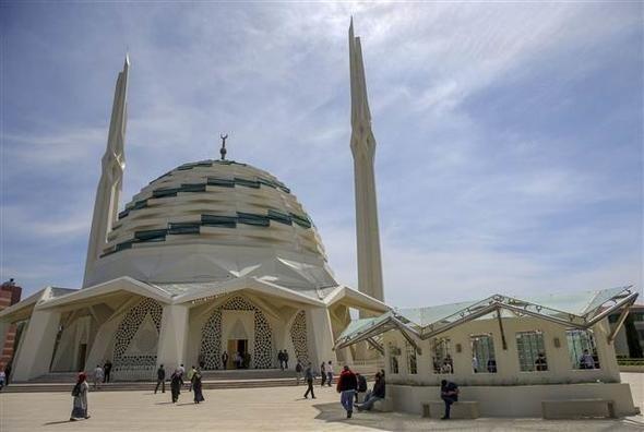 Marmara Üniversitesi İlahiyat Fakültesi Camisi