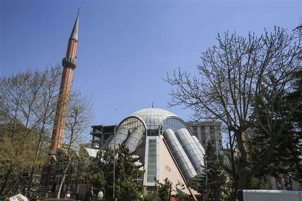 Modern Mehmet Çavuş Cami