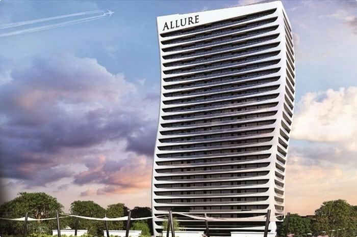 AVCILAR'DA ALLURE TOWER KONUT PROJESİ