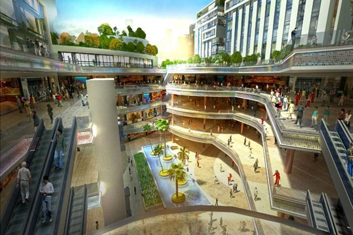 """"""" City Center"""" Esenyurt Belediyesi katkılarıyla,Özyurt A.Ş. başarısı!"""