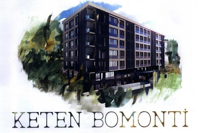 Bomonti'de Keten İnşaat A.Ş hizmetleri