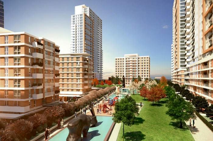 Nurol Park Güneşli'de doğdu!!!