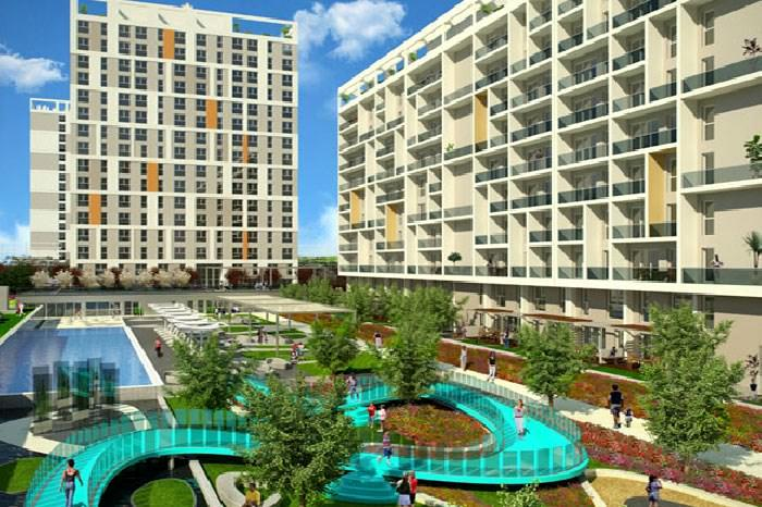 Soyak Park Aparts  bir Soyak İnşaat projesi