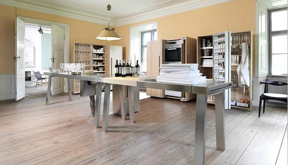 2019 trendi olacak mutfaklar